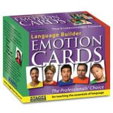 Language Builder Picture Cards, Emotions