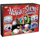 Spectacular Magic Show 100+ Trick Ultimate Magic Suitcase