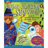 Crime Catchers Spy Science Kit