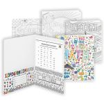 Smead® Coloring Two-Pocket Folders