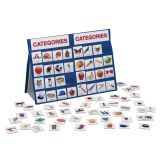 Table Top Pocket Chart Sets, Categories