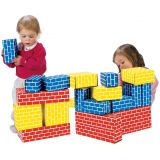ImagiBricks™ Giant Building Blocks, 16 Piece Set