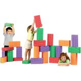 ImagiBricks™ Giant Rainbow Blocks, 24-piece set