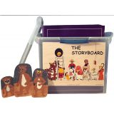 The Storyboard Tote Jr.