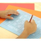 Handwriting Instruction Guides, Upper Case Cursive
