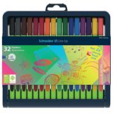 Schneider® Line-Up Fineliner Pens, 30 colors