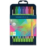Schneider® Line-Up Fineliner Pens, 8 colors