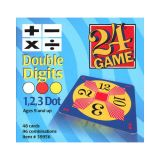24 Game Card Decks, Double Digits, 48 Cards