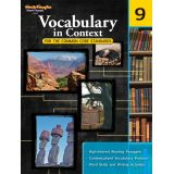 Vocabulary in Context for the Common Core® Standards, Grade 9