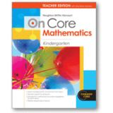 On Core Mathematics Bundle, Grade K