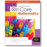 On Core Mathematics Bundle, Grade 3