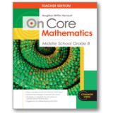 On Core Mathematics Bundle, Grade 8