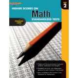 Higher Scores on Math Standardized Tests, Grade 2
