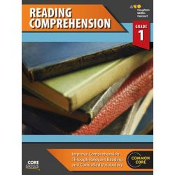 Core Skills: Reading Comprehension, Grade 4