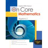 On Core Mathematics Bundle, Algebra 2