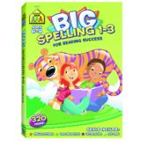 Big Workbook Spelling, Grades 1-3