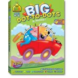 Big Workbook Dot-to-Dots, Grades PreK-1