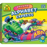 Mighty Mini® Software, Deluxe Alphabet Express