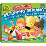 Mighty Mini™ Software, On-Track Beginning Reading