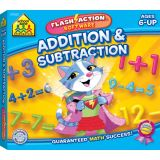 Mighty Mini  Software, Flash Action Addition & Subtraction