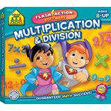 Mighty Mini  Software, Flash Action Multiplication & Division
