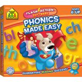 Mighty Mini™ Software, Flash Action Phonics Made Easy