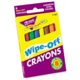 Wipe-Off® Crayons, Regular