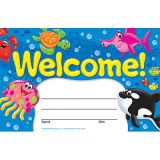 Welcome! Sea Buddies™ Recognition Awards