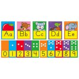 ABC Fun Bulletin Board Set