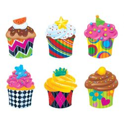 Bake Shop  Cupcakes Mini Accents Variety Pack