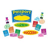 Passport to Learning Bulletin Board Set