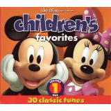 Disney Children's Favorites, Vol. 1 CD