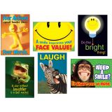 Attitude & Smiles Argus® Poster Combo Pack