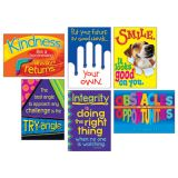 Positive Traits Argus® Poster Combo Pack
