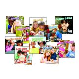 Little World Social Skills Book Set, Set of 10