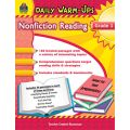 Daily Warm-Ups: Nonfiction Reading, Grade 1
