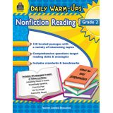 Daily Warm-Ups: Nonfiction Reading, Grade 2