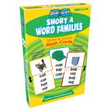 Slide & Learn® Flash Cards, Word Families: Short A