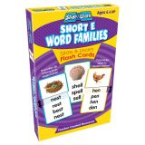 Slide & Learn® Flash Cards, Word Families: Short E