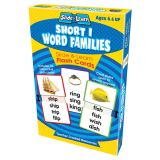 Slide & Learn® Flash Cards, Word Families: Short I