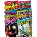Social Skills Books, Set of all 10