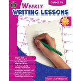 Weekly Writing Lessons, Grades 5-6