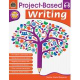 Project-Based Writing, Grades 6-8