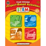 Year Round Project-Based Activities for STEM, Grades 1-2