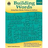 Building Words, Grade 2