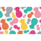 Tropical Punch Pineapple Postcards