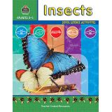 Super Science Activities, Insects