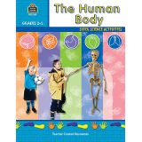 Super Science Activities, The Human Body