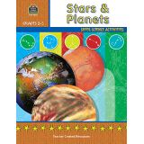 Super Science Activities, Stars & Planets