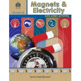 Super Science Activities, Magnets & Electricity